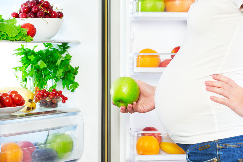 gezond zwanger zijn