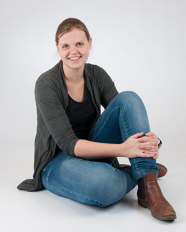 Kirsten van de Lustgraaf